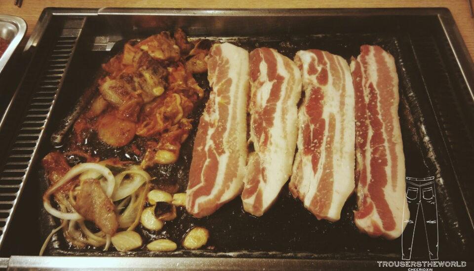 韓國人最愛的烤肉酗酒聚餐