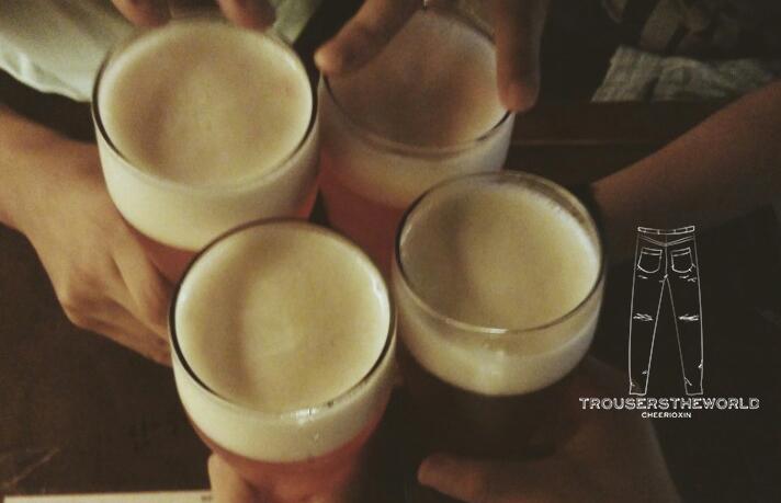 韓國炸雞啤酒之水果啤酒