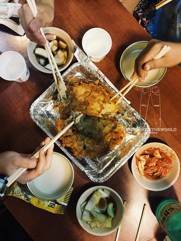 廣藏市場 順熙家綠豆煎餅