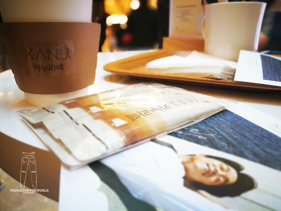 Kanu Latte Gong Yoo's Fan Sign 孔侑粉絲簽名會
