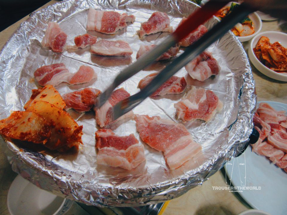 大邱 Daegu 대구 韓式烤肉 Korean Style BBQ
