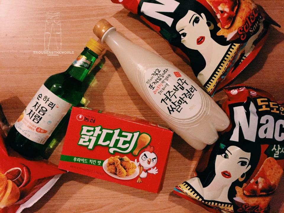 Night in Korea 韓國夜晚