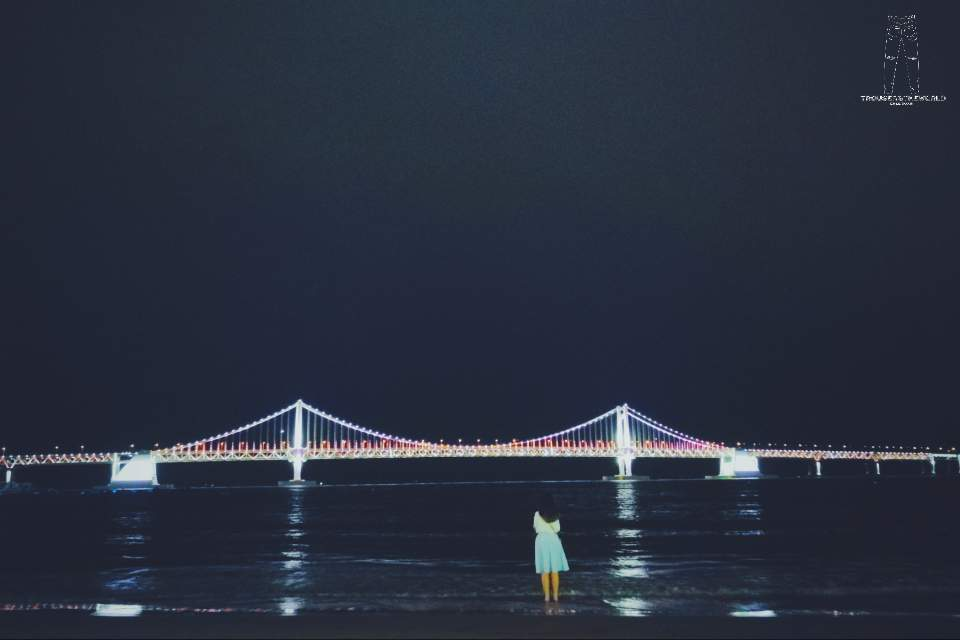 釜山 廣安大橋 Busan GwangAn Bridge