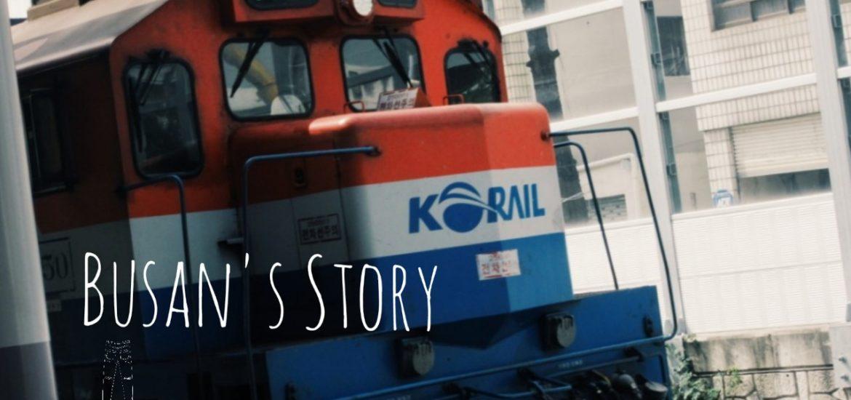 Train to Busan MuGungHwa 往釜山火車 無窮花號 부산행 무궁화호