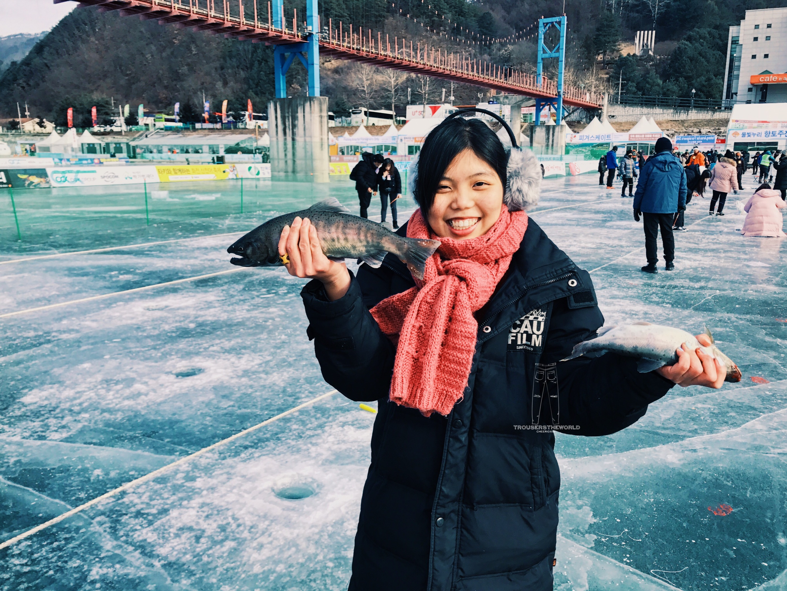 Hwacheon Sancheoneo Ice Festival 華川山鱒魚慶典